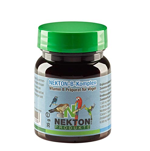 Nekton Vitamina Especial para Aves Complejo B (Pack de 1 x 35 g)