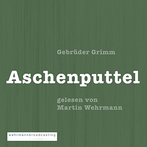 Aschenputtel audiobook cover art