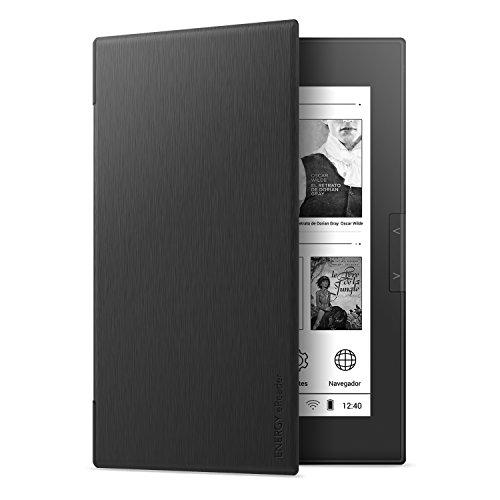 Energy Sistem 426102 custodia per e-book reader Custodia a libro Nero 15,2 cm (6')