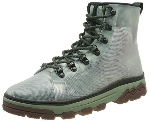 SCOTCH & SODA FOOTWEAR (SCPGH) Abbasi, Botas de Moda Hombre, Verde Marmol, 42 EU
