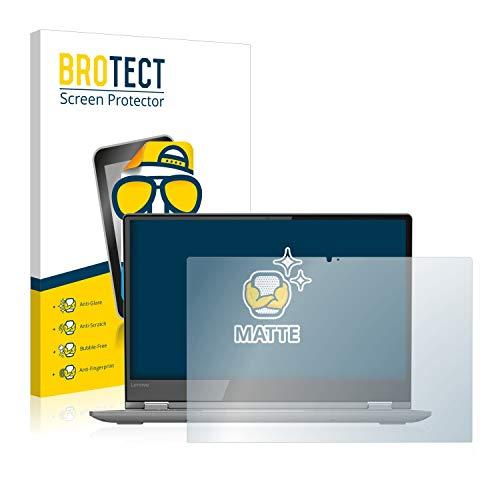 BROTECT Entspiegelungs-Schutzfolie kompatibel mit Lenovo Yoga 530 Bildschirmschutz-Folie Matt, Anti-Reflex, Anti-Fingerprint