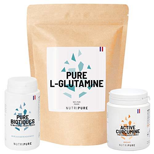 Pack Intestin et Digestion • L-Glutamine •...