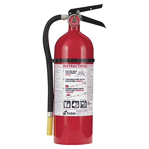 Kidde 466112-01 ProLine Multi-Purpose Dry Chemical Fire Extinguisher - ABC Type