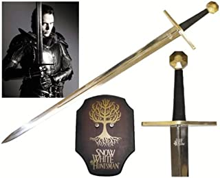 "www.1swords.com William Sword. 39"" Overall, Battle Stress Handle"