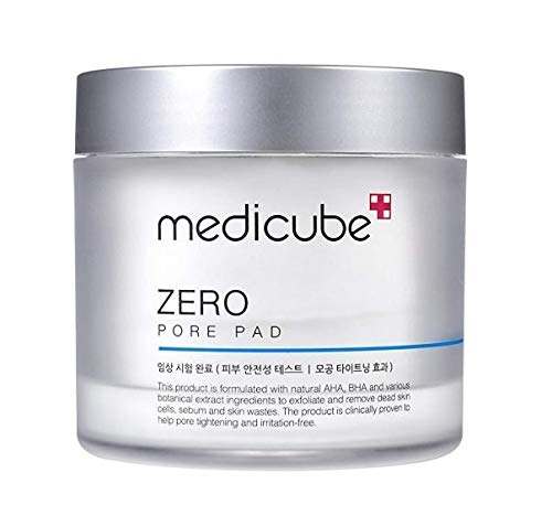 Medicube Zero Pore Pad / Peeling pad / Pore tightening