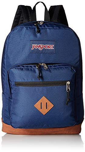 Jansport Unisex-Adult City View, Navy, One Size