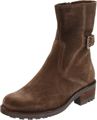La Canadienne Women's Camilla Boot,Stone Oil Suede,8.5 M US