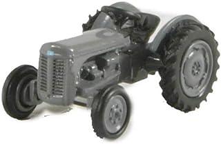 Oxford Diecast 76TEA001 Grey Ferguson TEA Tractor