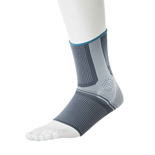 Sprunggelenksbandage Malleo-GO, Knöchelbandage, Fußbandage mit Pelotten Thuasne (XL)
