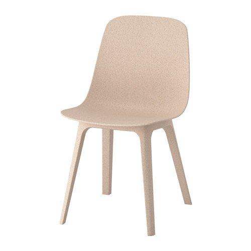 IKEA ODGER Stuhl in beige