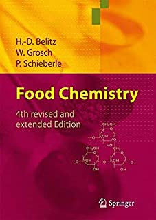 (FOOD CHEMISTRY (REVISED, EXTENDED)) BY paperback (Author) paperback Published on (03 , 2009)
