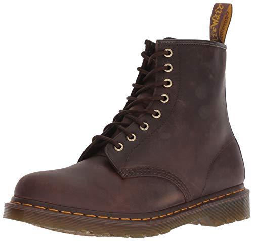 Dr. Martens 1460Z DMC CH-GO, Unisex-Erwachsene Combat Boots, Braun (Gaucho), 43 EU (9 UK)