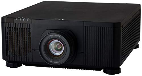 Review Bundled LP-WU9750B 8000 Lumens DLP Projector (Black) with One 4K 50ft HDMI Cable