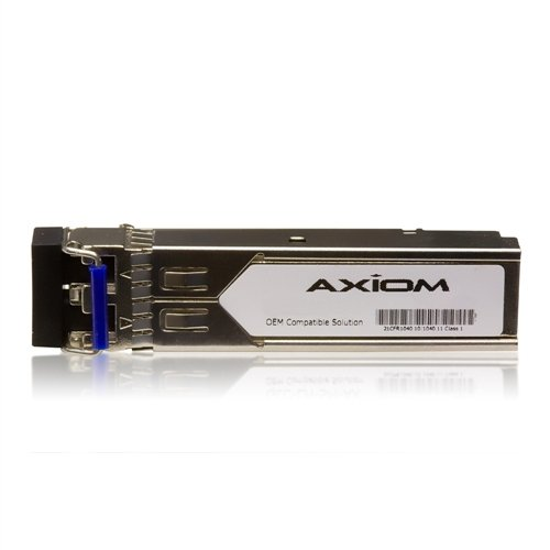 AXIOM TN-SFP-LX8-AX AXIOM 1000BASE-ZX SFP TRANSCEIVER FOR TRANSITION NETWORKS - TN-S MacMall | Axiom Memory SFP (mini-GBIC) transceiver module - 1000Base