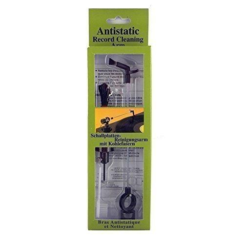 Antistatik Carbon LP-Reinigungsarm / Schallplatten