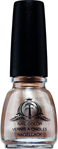 Trosani Nagellack Fashion Girl - Synthetic Sun, 1er Pack (1 x 5 ml)