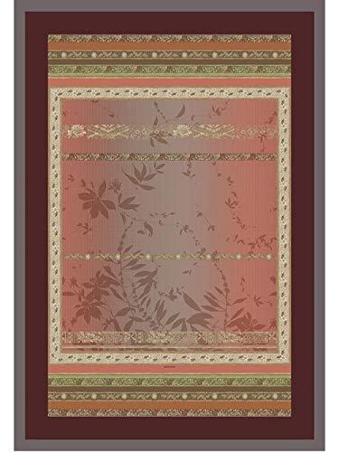 Bassetti Plaid, Baumwolle, Rot, 270X250 cm