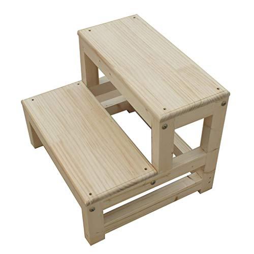 SwZQ-Escaleras plegables Las escaleras de madera sólida, Se