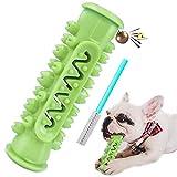 Glomi Kauspielzeug Hund, Hundespielzeug Welpe Unzerstorbar für Aggressive Kauer, Robuster Naturkautschuk und Zahnpflege Hund für Gmittelgroße Kleine Hunde