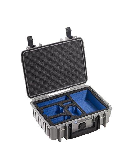 Outdoor. Cases B & W Type de 1000 étui extérieur avec Mousse pour GoPro Hero 4 et Accessoires