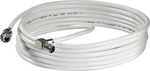 WISI 14114-1 5m Antennenkabel F-Quick/WICLIC Anschlußkabel