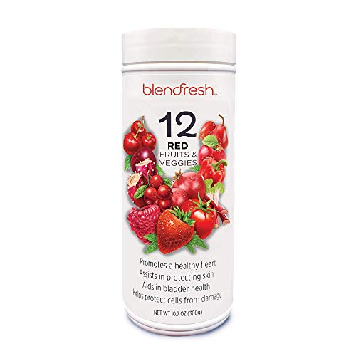 Blendfresh Red Superfood Whole Food Powder