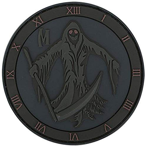 Maxpedition Reaper Patch, Stealth, 3 x 3'