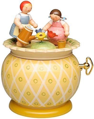 Wendt & Kühn Spieldose Zwei Mädchen 5318/28A
