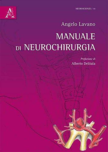Manuale di neurochirurgia