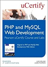 PHP and MySQL Web Development Pearson uCertify Course and Labs Student Access Card