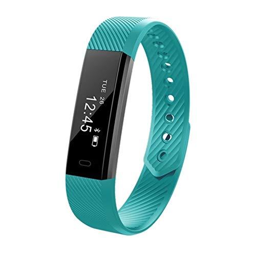Mannen Vrouwen Smart band stappenteller Bracelet Stap Counter Fitness Bracelet wekker Smart Armband Watch