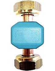 WK Magnetische ontkalker voor wasmachines en vaatwassers, met schacht 1/2 inch Ff, Made in Italy