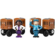 Thomas and Friends Wood, Annie and Clarabel
