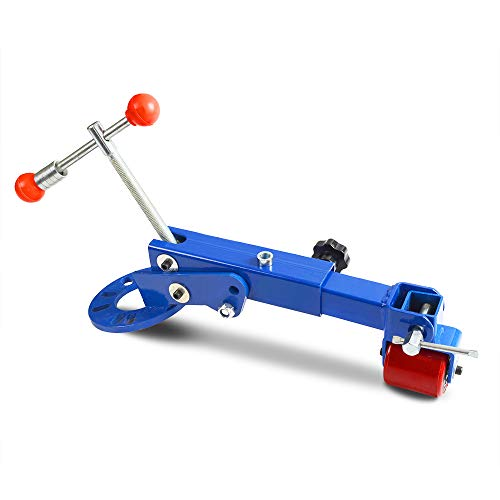 Fender Roller Tool Reforming Extending Auto Body Wheel Arch Roller Lip Flaring Former (Blue)