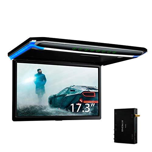 XTRONS 17.3 pulgadas 16:9 ultra fina pantalla FHD Digital TFT 1080P Video...
