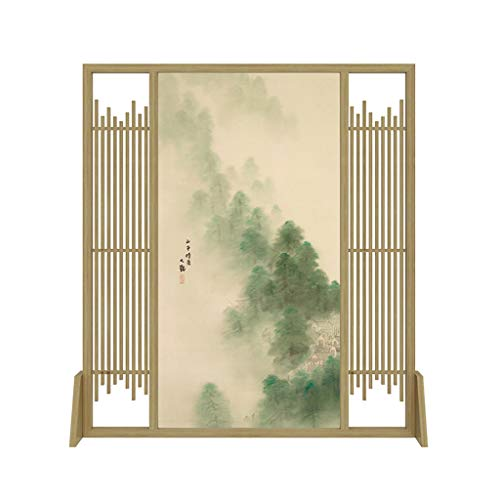Why Should You Buy Room Screen Even Decorative Room Divider 160x180 cm (63 by 70 in), Partition,Chin...