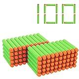 Cyfie Refill Darts 100PCS Bullets Pack for N-Strike Elite Series – Green