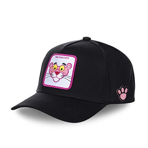 Capslab Gorras Pink Panther Black/Pink Adjustable