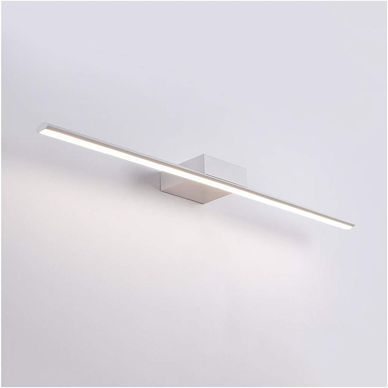 LQ Spiegelfrontleuchte Badezimmer-Ankleidebadezimmerspiegel-Kabinett-Licht-Wasserdichte Anti-Fog-Lampe (gre   40 cm)