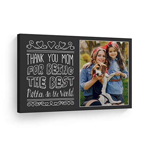 Smile Art Design Custom Photo Print