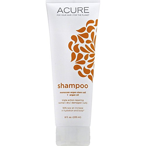 Acure Organics Shampoo mit marrokkanischem Arganöl & Arganstammzellen 340 ml