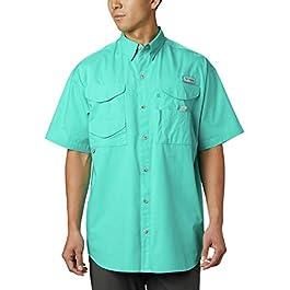 Columbia Short Sleeve Shirt Bonehead Chemise à Manches Courtes Homme