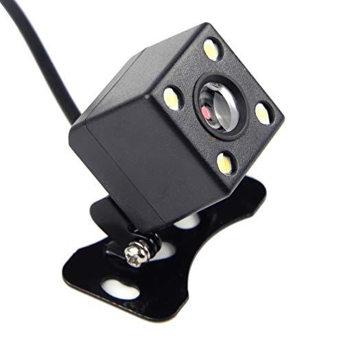 beler Universal Car CCD 4 LED Night Vision Wide Vision Reverse Reverse Parking Caméra de recul