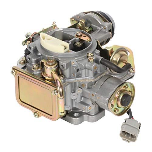 ECCPP New Carburetor Carb Fit For Nissan 720 pickup 2.4L Z24 engine 1983 1984 1985 1986 For Nissan Bluebird Caravan Datsun Atras Truck Vanette Panel Van 16010-21G61 1601021G61 16010 21G61 Carb