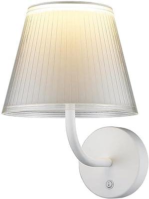 ALEMA 16/3781-32 Applique murale LED avec interrupteur Blanc 9 W 3000 K 720 lm