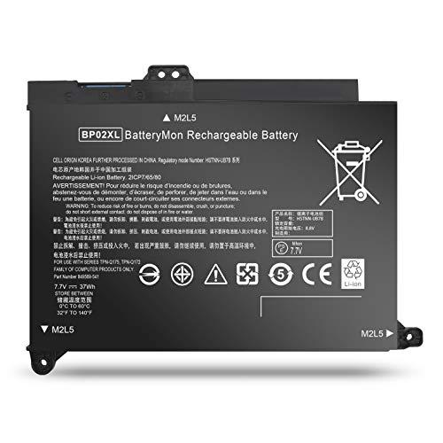 BatteryMon BP02XL Battery for HP Pavilion 15-AU000 15-au010wm 15-au018wm 15-au020wm 15-au030wm, Pavilion 15-AW000 15-aw100 15-aw002nv 15-aw007cy 15-aw010na 15-aw022nd 15-aw053nr 15-aw054na Laptop