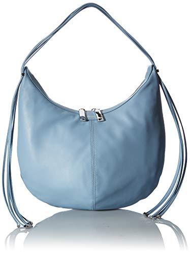 BOSS Damen Lily Hobo, Light/Pastel Blue450, ONESI