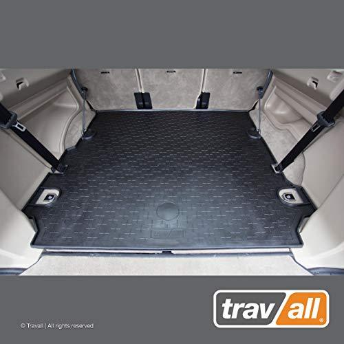 Travall CargoMat Liner Kofferraumwanne Kompatibel Mit Land Rover Discovery 3 und 4 (2004-2016) TBM1032 - Maßgeschneiderte Gepäckraumeinlage mit Anti-Rutsch-Beschichtung