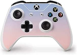 Skinit Decal Gaming Skin for Xbox One S Controller - Originally Designed Rose Quartz & Serenity Ombre Design