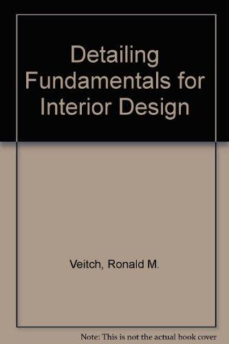Detailing Fundamentals for Interior Design